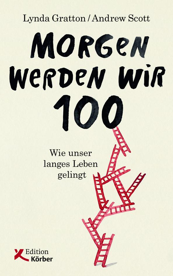 Buchcover: Morgen werden wir 100